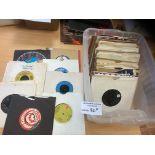 Records : 80+ Soul/Motown/Northern soul 45's inc J