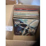 Records : 40+ Film & TV soundtrack albums