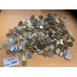 Coins : Big bag of World Mix coins - needs viewing