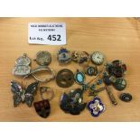 Collectables : Small collection of various bits so