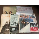 Records : Cracking collection of 5 1st press Rock