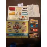 Diecast : Corgi construction kit GS/24 boxed but m