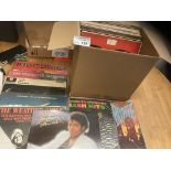 Records : 30+ Classic Rock albums inc Bowie, Hendr