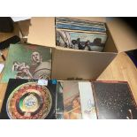Records : 30+ Classic Rock albums inc Rolling Ston