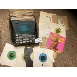 Records : Collection of Indie/brit pop/rock single