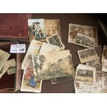 Postcards :