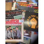 Records : 23 Rock albums inc AWB & Animals - good