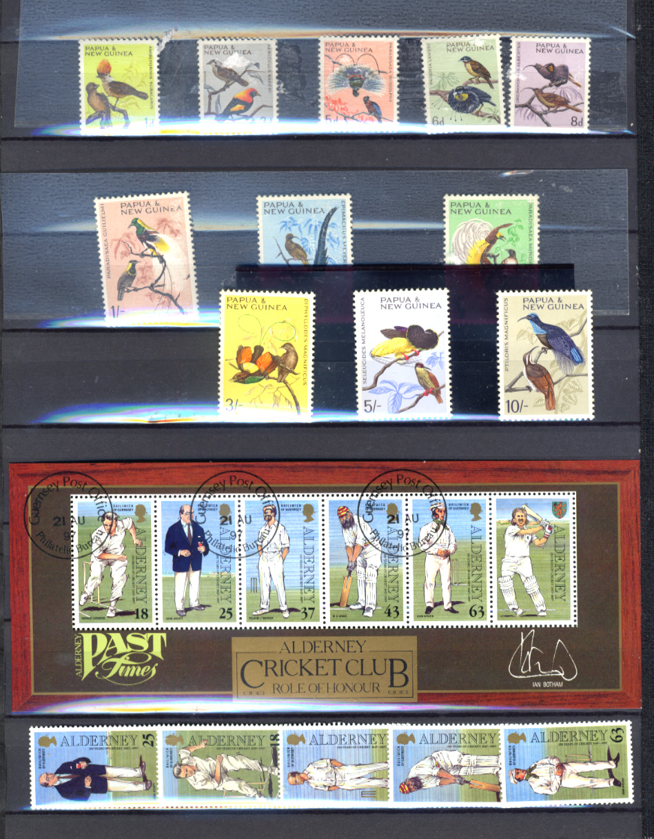 Stamps : BOX World incl Very Useful B.Commonweal - Image 11 of 11
