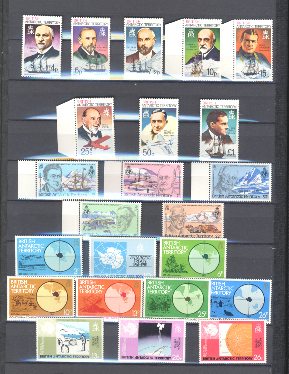 Stamps : BOX World incl Very Useful B.Commonweal - Image 5 of 11