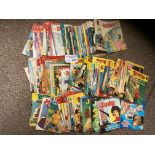 Comics : Nice selection of Girls Picture Library c