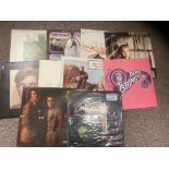 Records : Folk/Rock - great collection od (10) LP'