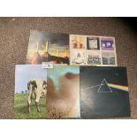 Records : Prog Rock - Impressive collection of (5)