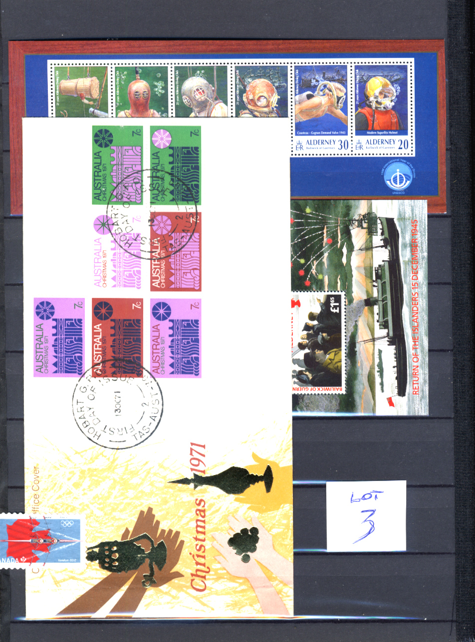 Stamps : BOX World incl Very Useful B.Commonweal - Image 7 of 11
