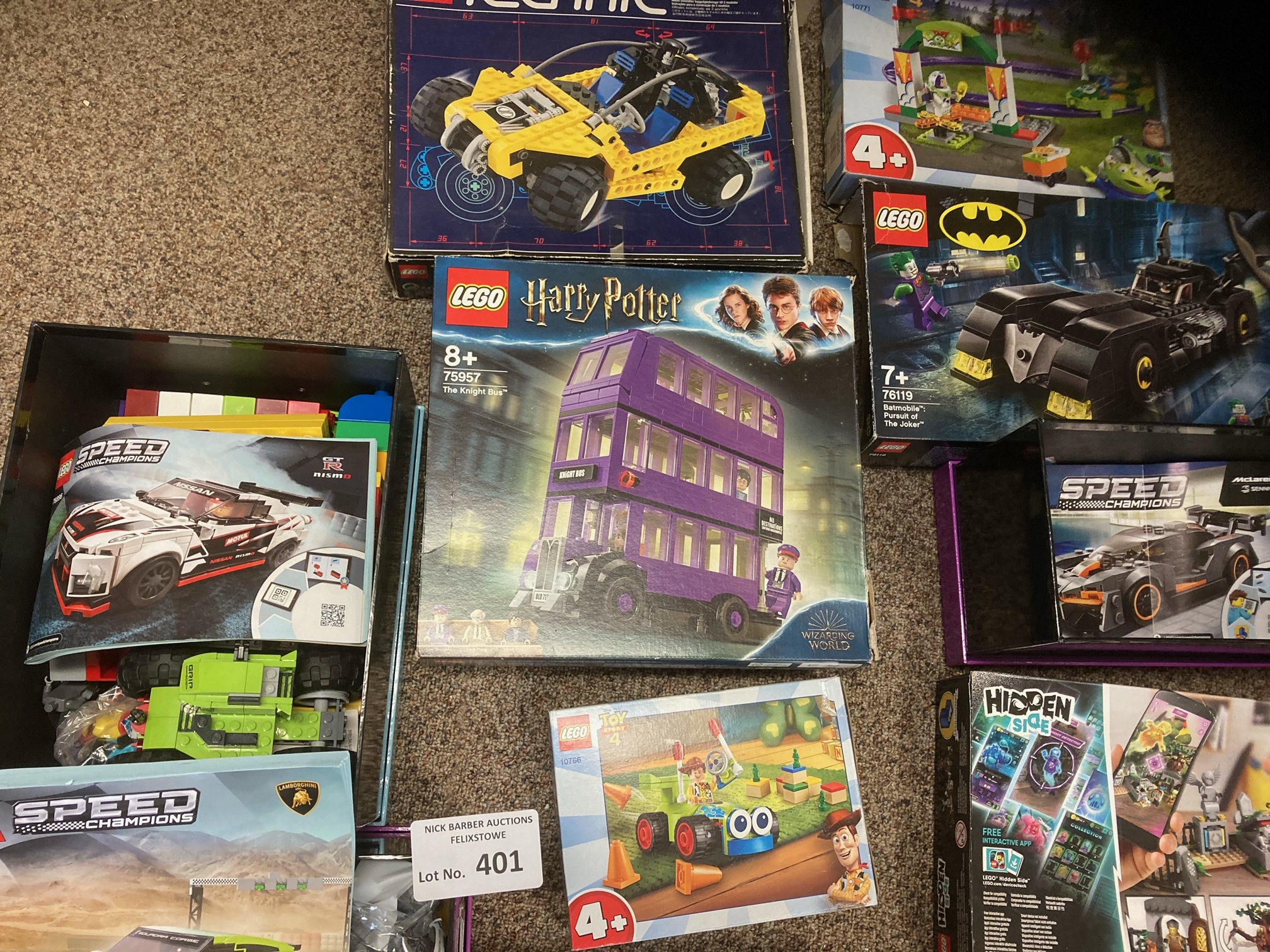 Diecast : Lego - Nice collection of boxed sets sol - Image 2 of 3