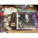 Records : 40+ Classic Rock albums inc Adam & Ants,