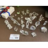 Collectables : Swarovski Crystal all unboxed all g