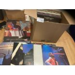 Records : 30+ Classic Rock albums inc Bowie, Sprin