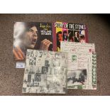 Records : ROLLING STONES (3) rarities inc Exile of