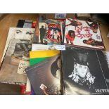 "Records : 40+ 1980's albums & 12"" singles inc Pet"