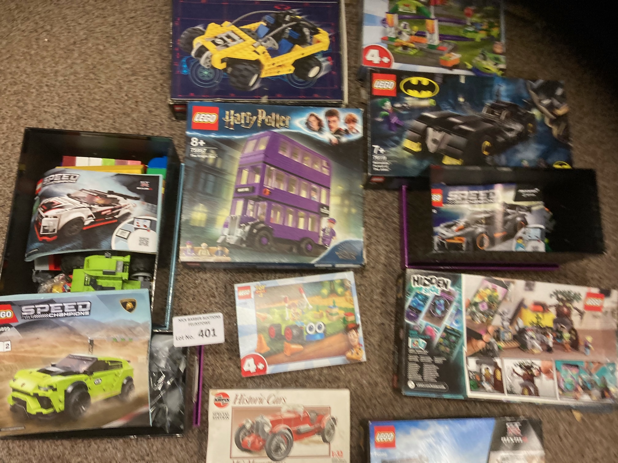 Diecast : Lego - Nice collection of boxed sets sol - Image 3 of 3