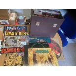 """Records : 30+ Heavy Metal albums & 12"""" singles inc"""