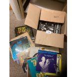 Records : Records : Jazz - Jazz - heavy box of 80+