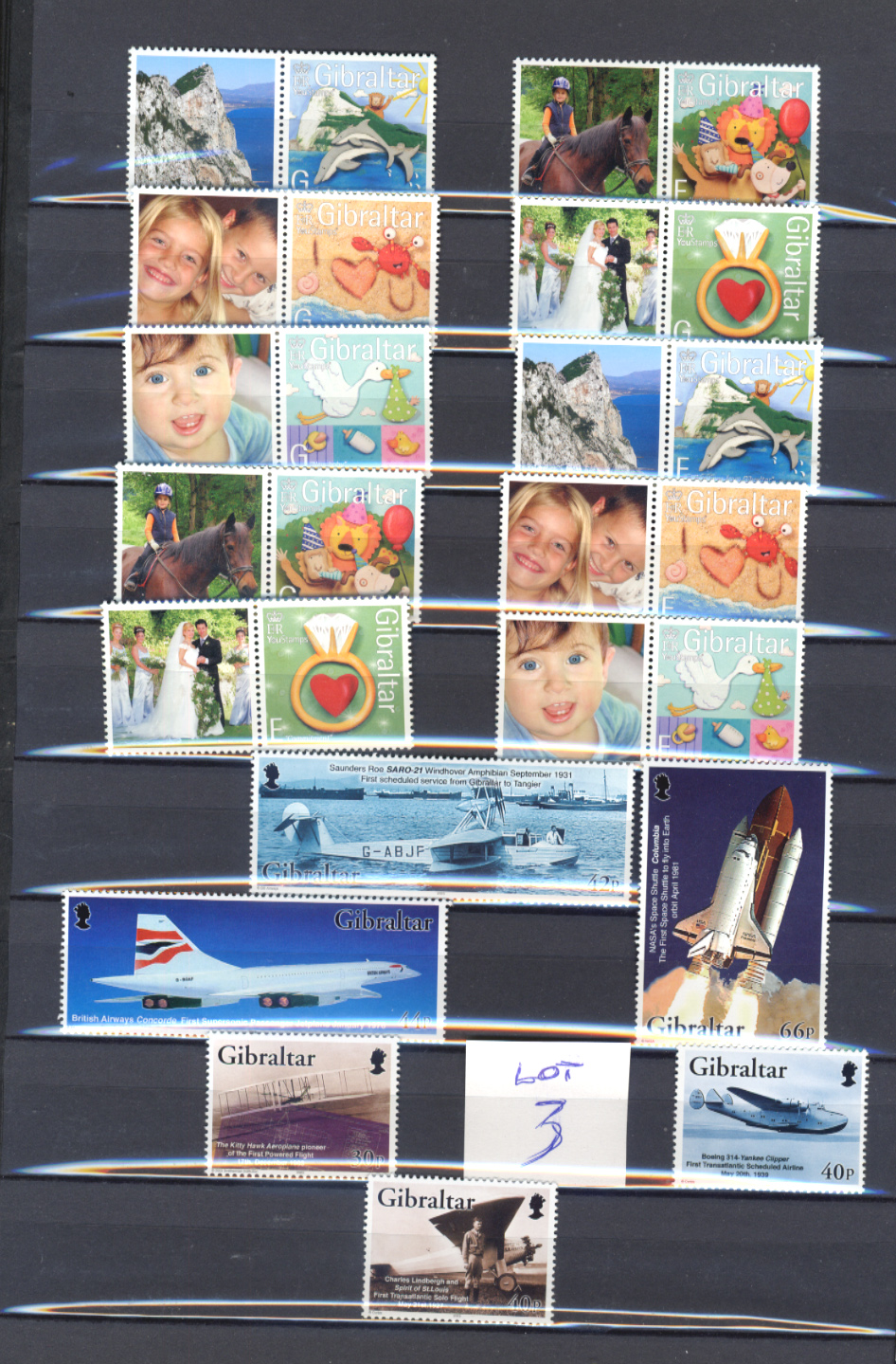 Stamps : BOX World incl Very Useful B.Commonweal