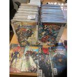 Comics : DC Marvel modern comics from 1980's/90's