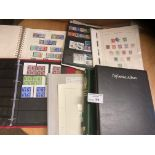 Stamps : Collection of mostly QEII mint stamps inc