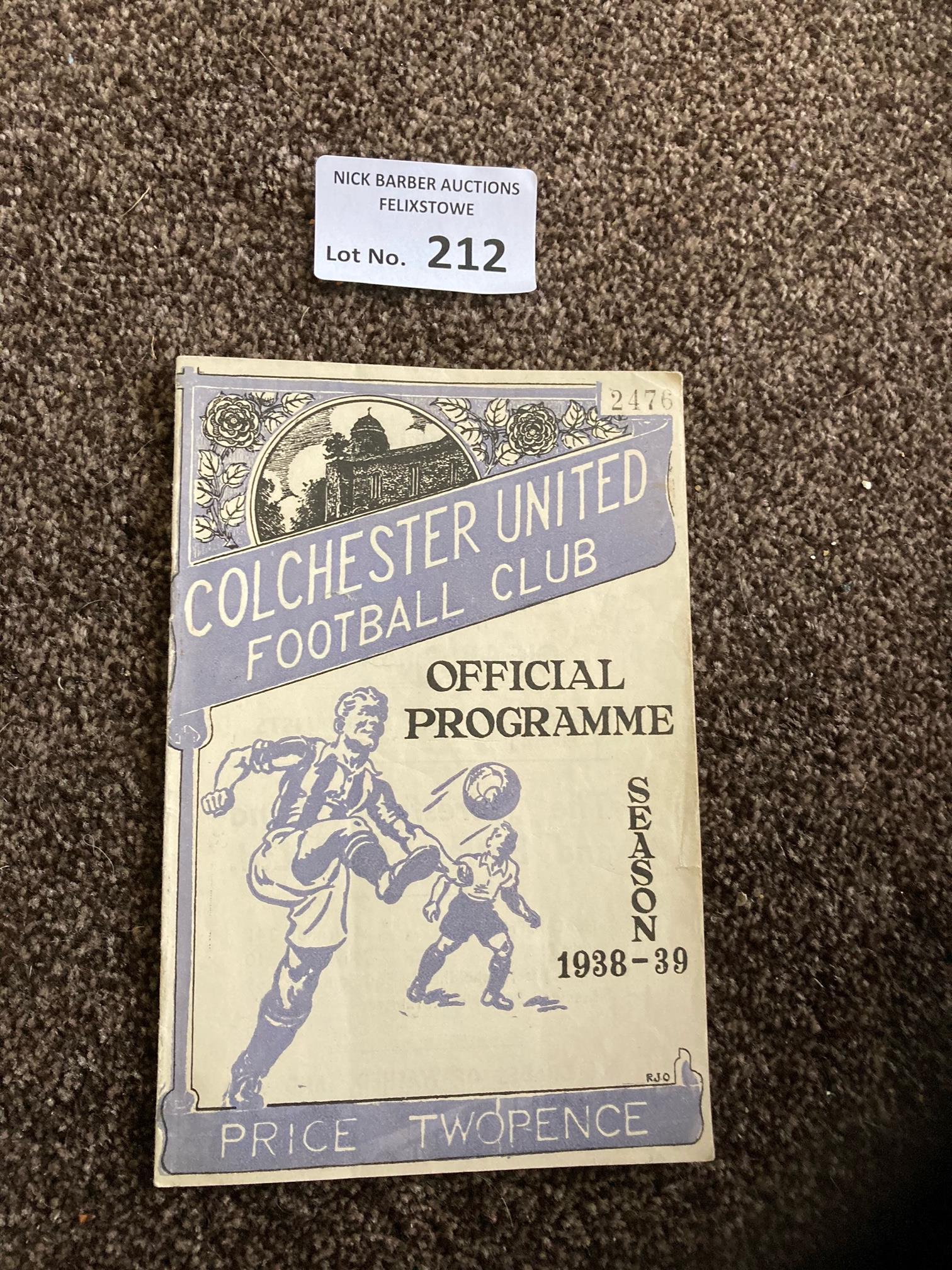 Football : Colchester - Arsenal v Tottenham 17/04/
