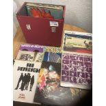 Records : 21 Progressive Rock albums inc Deep Purpl