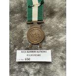 Militaria : Iraq King Faisals War Medal. Condition
