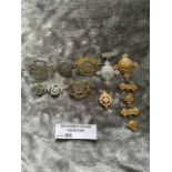 Militaria : Collection of St John's Badges. Condit