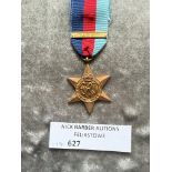 Militaria : 1939-45 star with Battle of Britain Cl