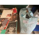 """Records : Large assorted bag of x250 7"""" singles x2"""