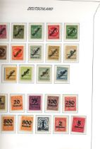 Stamps : Germany Mint /Used Collection 1872-1945