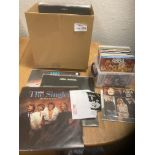 Records : ABBA nice collection of albums, singles,