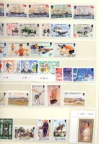 Stamps : Channel Islands and IOM Fine Collection i