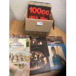 Records : 30+ Classic rock albums inc Roxy Music,