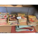 Comics : Schoolgirls Picture Library late 50's No.