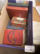 Stamps : Large box of WORLD stamps in albums, loos