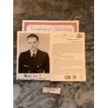 Militaria : WW2 U boat, Klaus Anderson, born 19th