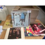 Records : 40 Classic Rock albums inc Thin Lizzy, C