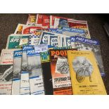 Speedway : Collection of 1950's programmesinclude