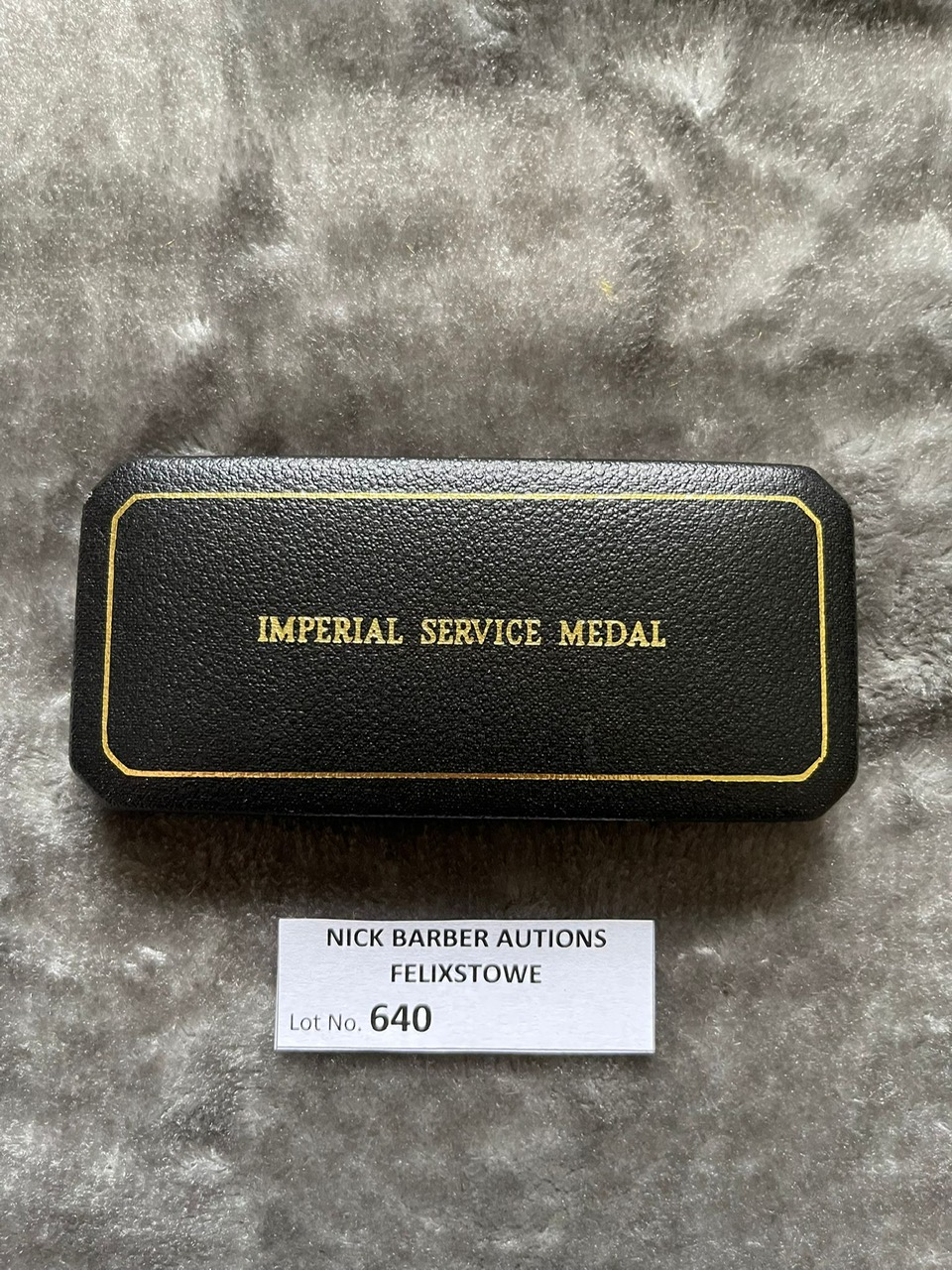 Militaria : Imperial Service Medal for Faithful Se - Image 4 of 5