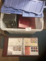 Stamps : GB huge crate of First Day Covers in 11 a