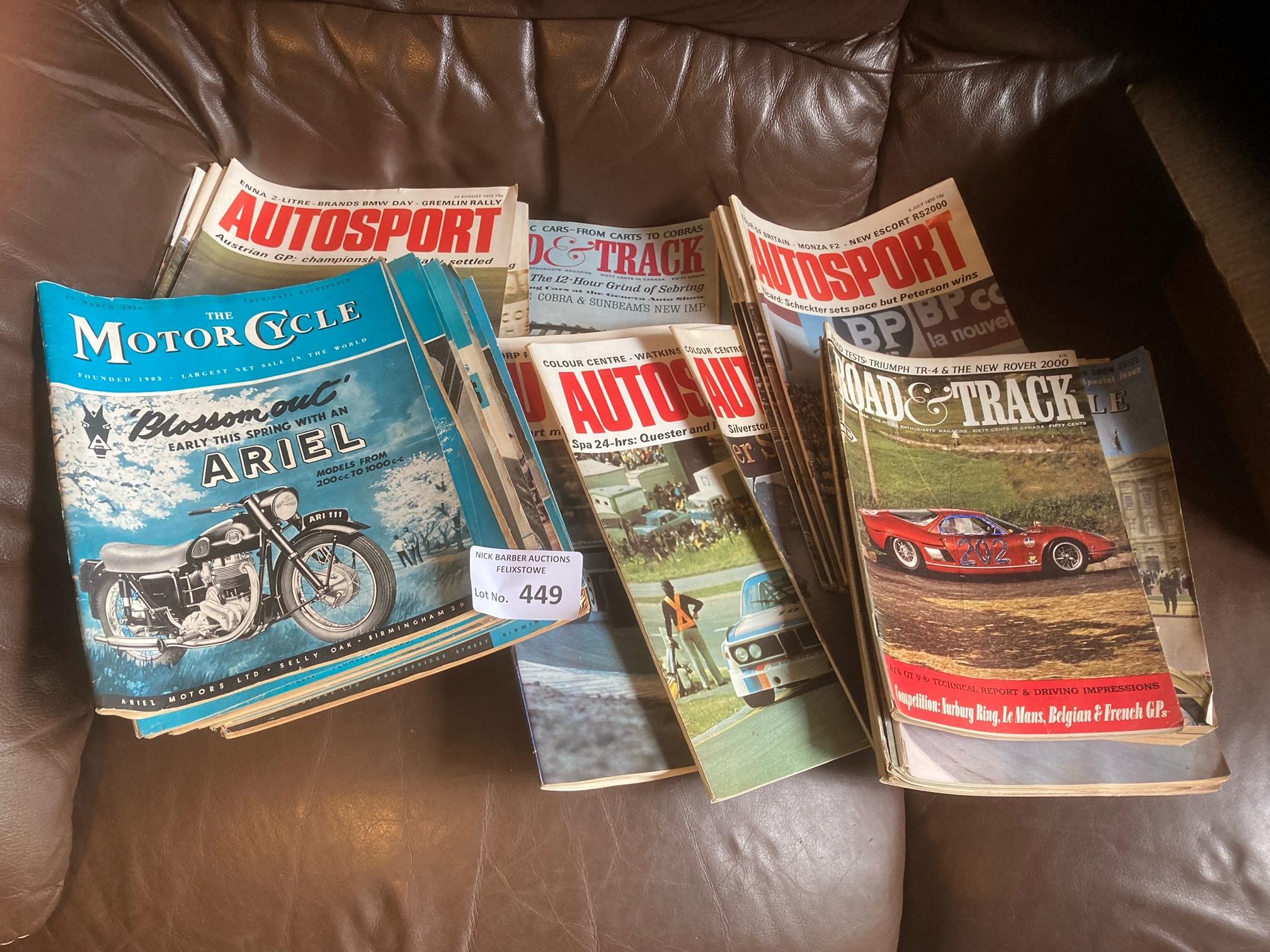 Magazines :