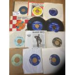 Records : A collection of Northern soul 45's US/UK