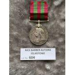 Militaria : IGS 1895, no clasp. Renamed Capt. H. B