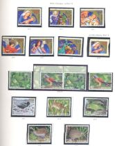Stamps : New Zealand A very fine collection in a